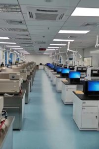 Frontage Holdings中国新实验室